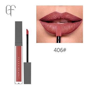 Esharing New Waterproof Long Lasting Liquid Velvet Matte Lipstick Lip Gloss Beauty Lip Makeup Cosmetics