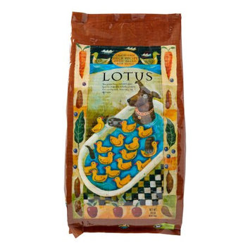 Pet Food Experts Lotus Grain Free Duck Adult Dry Dog Food 20lb