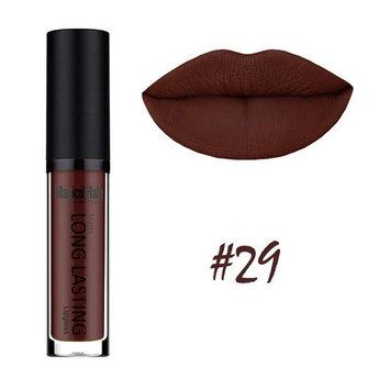 Matte Lipstick Lip Gloss Womens Colorstay Dark Lipgloss Long Lasting Makeup Lip Stick
