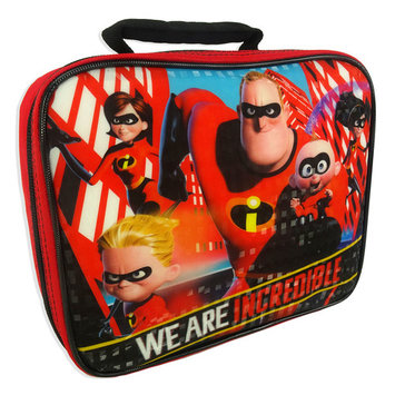 Disney Incredibles Rectangular Lunch Bag