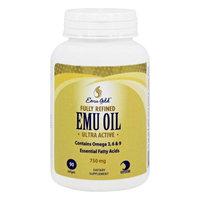 Emu Gold Emu Oil 750 mg - 90 Softgels