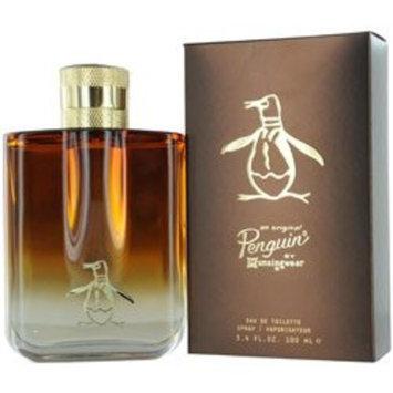 Original Penguin Eau De Toilette Spray for Men, 3.4 Ounce