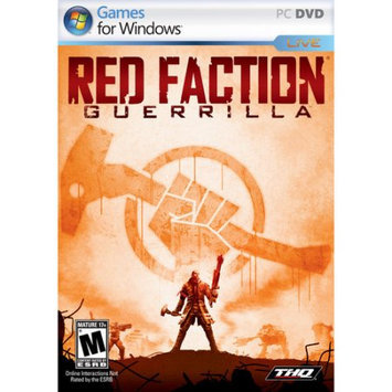 Thq Red Faction Guerilla Game