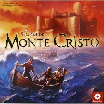 Z-man Games Secret of Monte Cristo Board Game Zman Games