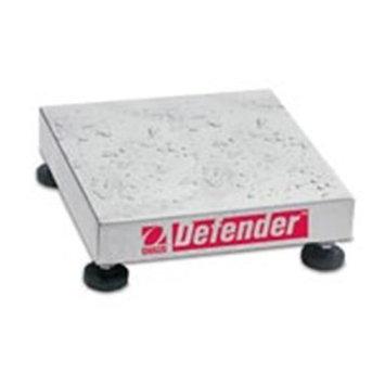 Ohaus D50WL Defender Square Washdown Base 100 LB/50 KG Capacity