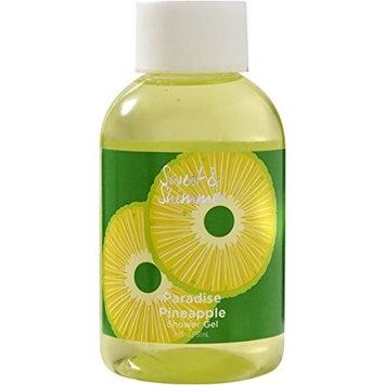 Ulta Sweet & Shimmer Paradise Pineapple Shower Gel, 4.4 Fl Oz/130ml