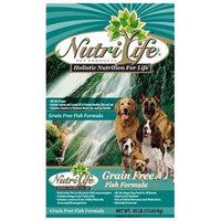 Nutri Life Grain Free Fish Dog Food - Nutri Life Grain Free Fish Dog