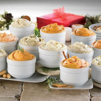 Creamy Country Cheese Spreads [Garden Vegetable]