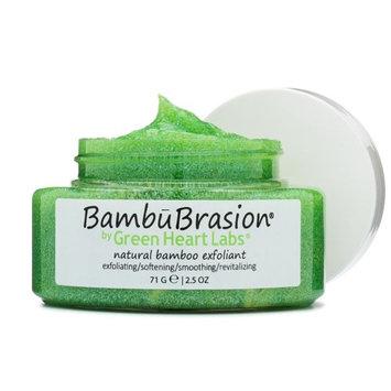 Green Heart Labs BambuBrasion® Natural MicroDermAbrasion, 2.5 oz