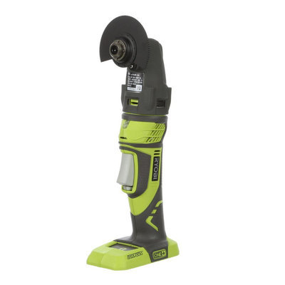 Ryobi ZRP340 ONE Plus 18V JobPlus with Multi-tool Attachment (Bare Tool)