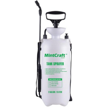 2-Gal Compression Poly Sprayer Mintcraft Hand Sprayers SX-8B
