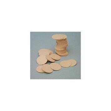 Compressed Facial Sponges -Natural Beige- Pack of 12