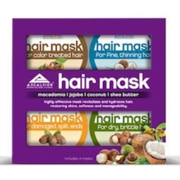 Excelsior Hair Mask Collection 6 oz. 4-Count (Pack of 2)