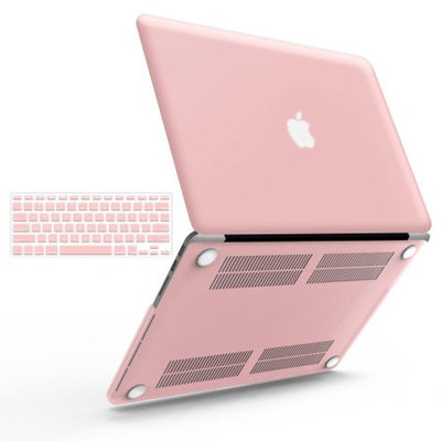 iBenzer Basic Soft-Touch Series Plastic Hard Case Cover for Apple MacBook Pro 15.4-inch 15.4