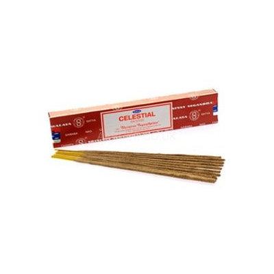 Satya Sai Baba Celestial Nag Champa Incense Sticks (15 sticks)