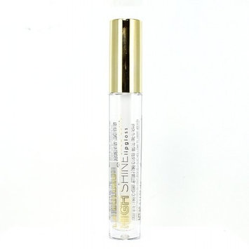 L.A. Colors High Shine Shea Butter Lipgloss - CLG932 Clear (Pack of 2)