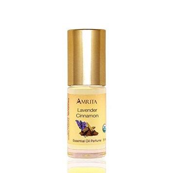 Lavender-Cinnamon Perfume (5ml)