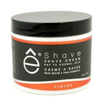 eShave Shave Cream, 4 oz. [Orange Sandalwood]