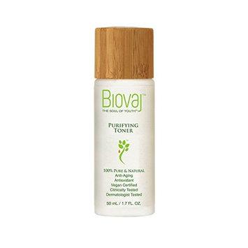 Biovaj Purifying Toner, 100% Pure & Natural,Vegan, Anti-Aging, Vitamin C, Tightens pores & maintains pH balance, Facial Toner, Paraben Free, Alcohol Free, Fragrance Free, Cruelty Free, Unisex