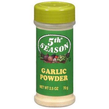 5th Season: Garlic Powder