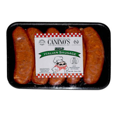 Canino's Sausage Canino's Mild Italian