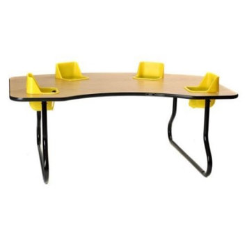 4 Seat Toddler Activity Table