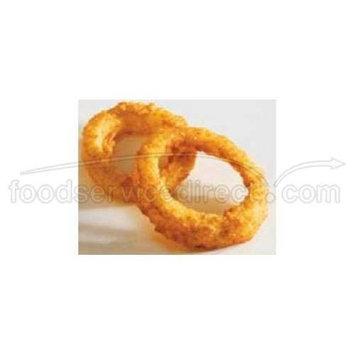 McCain Moores Flour Flipt Flour Coated Onion Ring, 2.5 Pound - 4 per case.