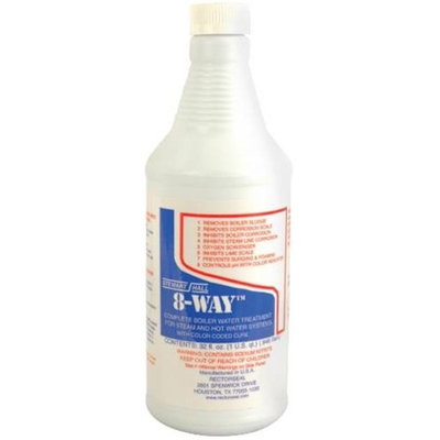 Rectorseal 441316 Boiler Water Treatment, Quart