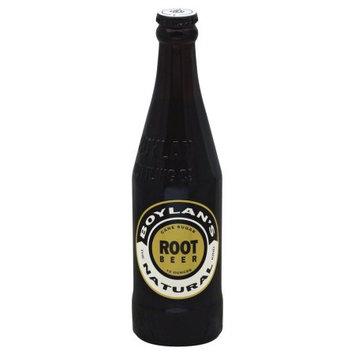 Boylan The Natural Kind Soda, Root Beer, 12 Fl Oz