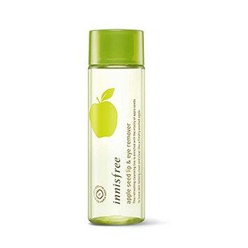 [Innisfree] Apple Seed Lip & Eye Remover 100ml: Beauty [Lip&Eye Remover]
