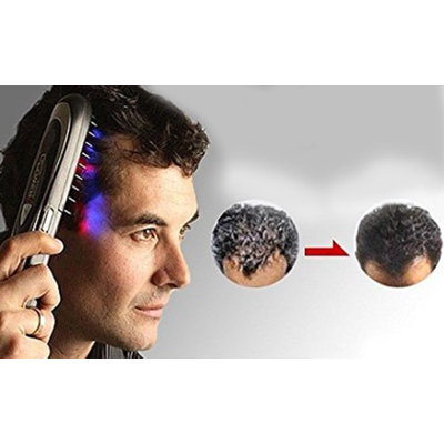 One & Only Power Grow Laser Comb Regrow Hair Treatment Loss Therapy Regrow hair