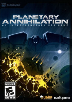 Nordic Games Na, Inc. Planetary Annihilation (Nordic Games)