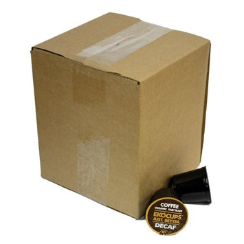 40-count EKOCUPS Organic & Fair Trade Gourmet Coffee Single Serve Cups for Keurig K Cup Brewer Variety Pack Sampler