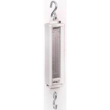 Rubbermaid Commercial FG007810000000 Heavy Duty Steel Mechanical Hanging Scale, 110 lbs Capacity, 3-1/4