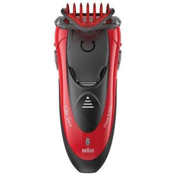 Braun SHVTRM60S Old Spice Wet/Dry Mens Shaver & Facial Hair Beard Trimmer