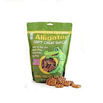 Louisiana Alligator Jerky for Dogs - 42oz Bag by Thinkdog