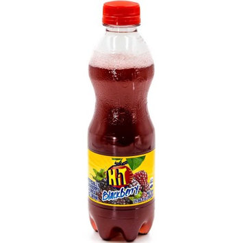 Hit Blackberry Juice, 16.66 Fl Oz (Case of 12)