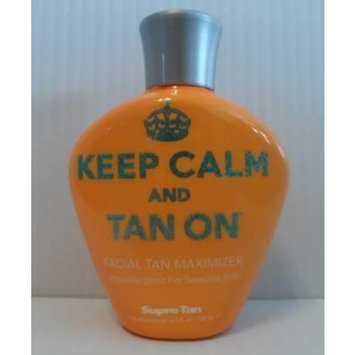 Supre Tan Keep Calm and Tan On Facial Tan Maximizer for Sensitive Skin 100 ml by Supre Tan