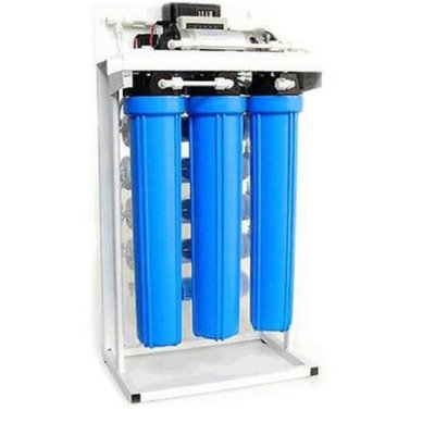 Light Commercial Reverse Osmosis Water System 400 GPD with booster pump