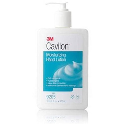 3M Cavilon Moisturizing Hand Lotion - 1/16oz Pump Bottle (Model: CVL-9205)