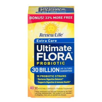 Renew Life Formulas, Inc. Renew Life Ultimate Flora Probiotic - 40 CT