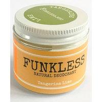 Funkless Natural Deodorant - Tangerine & Lime, 2.1 Oz.