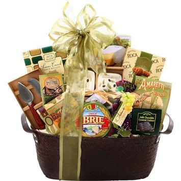 Alder Creek Italian Bronze & Sage Gift Basket, 12 pc