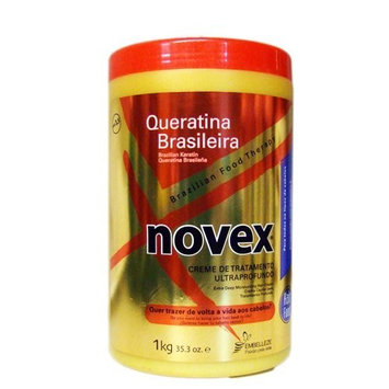 Novex Hair Care Brazilian Keratin Deep Conditioning Mask, 35 oz