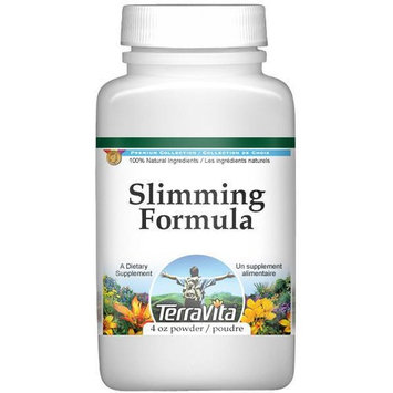 Slimming Formula - Yerba Mate, Guarana and Damiana - Powder (4 oz, ZIN: 516446)