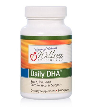 Wellness Resources Daily DHA 90 caps