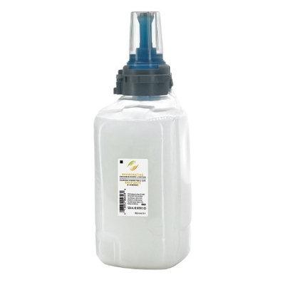 GOJO Shampoo and Body Wash 1250 mL ADX Refill Citrus Spice Scent - Case of 3