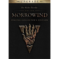 Bethesda The Elder Scrolls Online: Morrowind Digital Collectorâ s Edition UPGRADE (PC)(Digital Download)