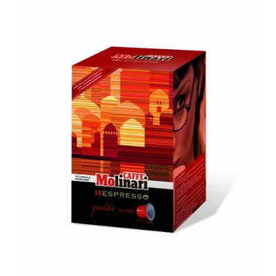 iTESPRESSO Coffee Capsule Classico Blend,80 Count Package,compatible Nespresso Machines