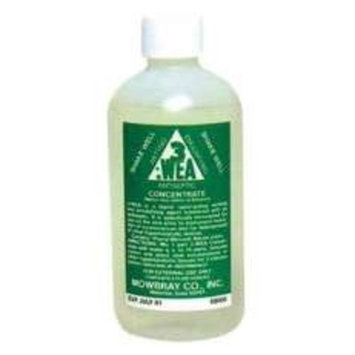 3-WEA Antiseptic Solution Concentrate 3WEA 8 Oz (1 Bottle Makes 1 Gallon) Mowbray